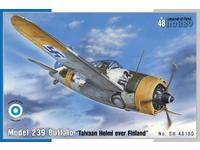 "Model 239 Buffalo ""Taivaan Helmi over Finland"" 1/48"