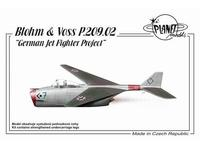"Blohm & Voss P.209 ""German Jet Fighter Projec"