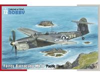 Fairey Barracuda Mk.II 'Pacific Fleet' 1/72