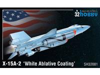 X-15A-2 'White Ablative Coating'