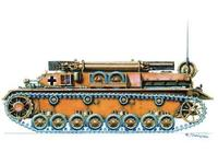 Pz.Kpfw IV. Bergepanzer -conver. set for REV