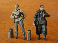 German Railwaymen WWII (2 fig.)