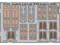 Seatbelts Luftwaffe WWII bombers STEEL