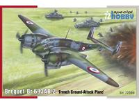 Breguet Br.693AB.2  'French Attack-Bomber' 1/72