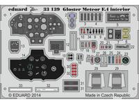 Gloster Meteor F.4 interior S.A.  1/32