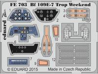 Bf 109E-7 Trop Weekend