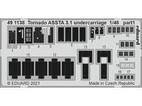 Tornado ASSTA 3.1 undercarriage 1/48
