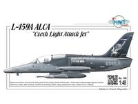 "L-159A Alca ""Czech Light Attack Jet"""
