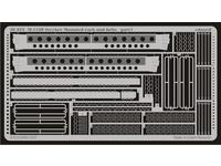 M-1130 rack and belts