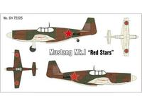 "Mustang Mk.I""Red Stars"""