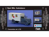 Opel Blitz Ambulance conv.set for TAM