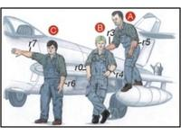 Warsaw Pact Mechanics (3 fig.)