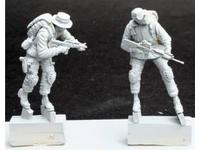 US NAVY Seals (2 fig.)