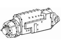 PzKpfw IV - transmission set for TAM
