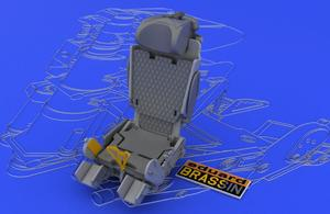 MiG-21MFN ejection seat
