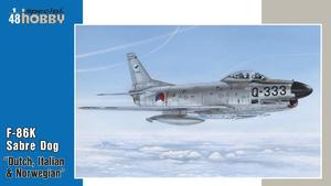 """F-86K """"NATO All Weather Fighter""""  - 1"""