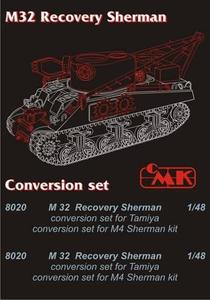 M32 Recovery Sherman conversion set for TAM