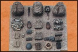 German Infantry Equipment Set 3