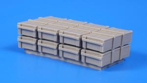 88mm Flak Ammo Boxes/Opel Blitz load set for TAM