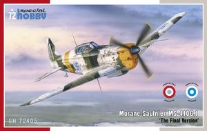 Morane Saulnier MS-410C.1 'The Final Version'  - 1
