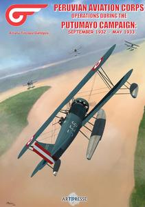 Peruvian Aviation Corps - Putumayo Campaign 1932-1933  - 1