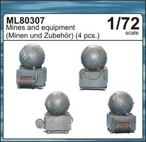 Mines and equipment