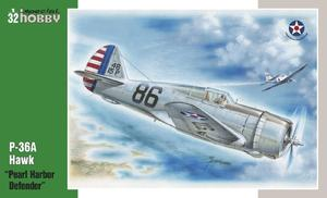 P-36 Pearl Harbor Defender  - 1