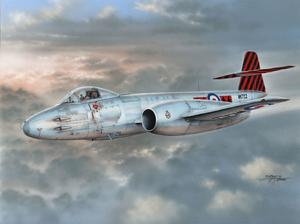 Gloster Meteor Mk.8 1/72  - 1