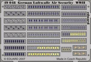 German Luftwaffe Air Security WWII