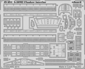 S-30M-2 Flanker interior S.A.