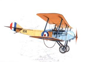 Sopwith Tabloid British WWI Scout