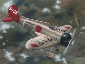 "A5M2b Claude ""Over China"" 1/32  - 1"
