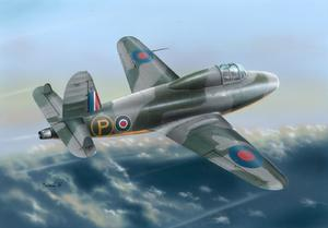 """Gloster E.28/39 Pioneer """"Late Version"""""""