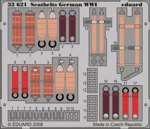 Seatbelts German WWI