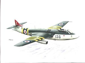 Hawker Sea Hawk FB Mk.3/FGA Mk.50