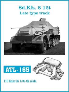 ATL-165 Sdkfz 8 12t Late type track