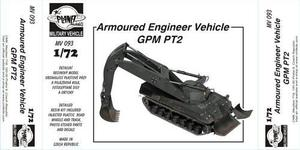 Armoured Engineer Vehicle GPM PT2 Multimedia