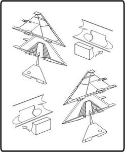 MiG-21 PF/MF/bis - undercarriage set for ACA