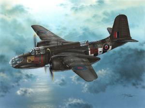 "Boston Mk.IIIA ""Over D-Day Beaches"""