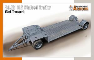 Sd.Ah 115 Flatbed Trailer (Tank Transport)  - 1