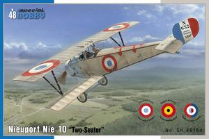"Nieuport 10 ""Two Seater"" 1/48  - 1"