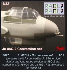 Junkers Ju 88C Conversion set for REV