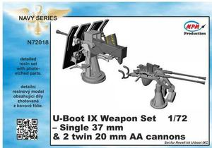 U-Boot IX Weapon Set for REV