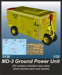MD-3 Ground Power Unit  - 1