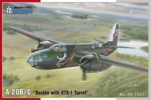 A-20B/C Boston with UTK-1 Turret