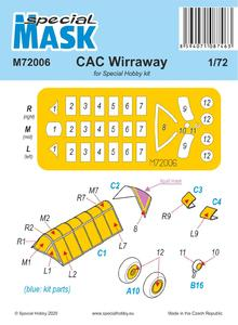CAC Wirraway Mask