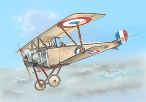 "Nieuport 10 ""Single Seater Version"""