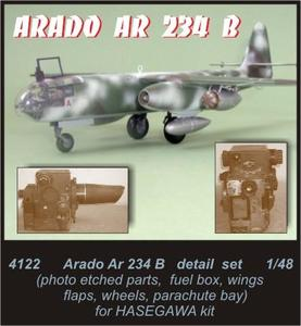 Arado Ar-234 B - detail set for HAS