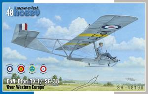 EoN Eton TX.1/ SG-38 Over Western Europe  - 1
