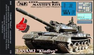 "T-55AM2 ""Kladivo"" - conversion set for TAM"